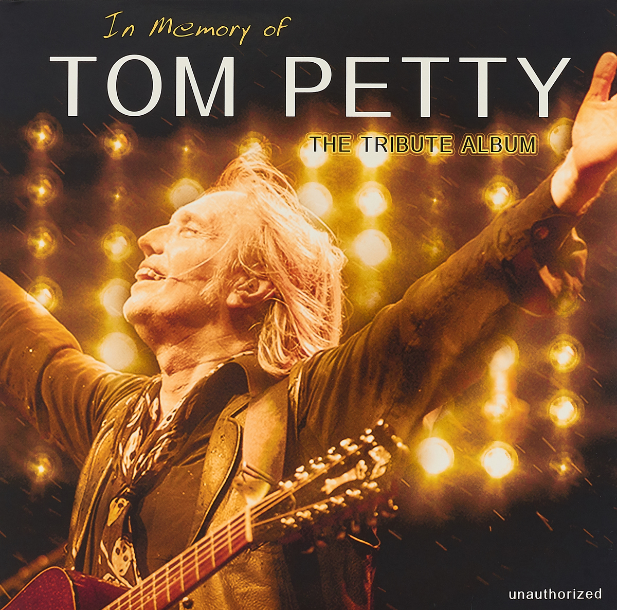 Том Петти In Memory Of Tom Petty. The Tribute Album (LP)