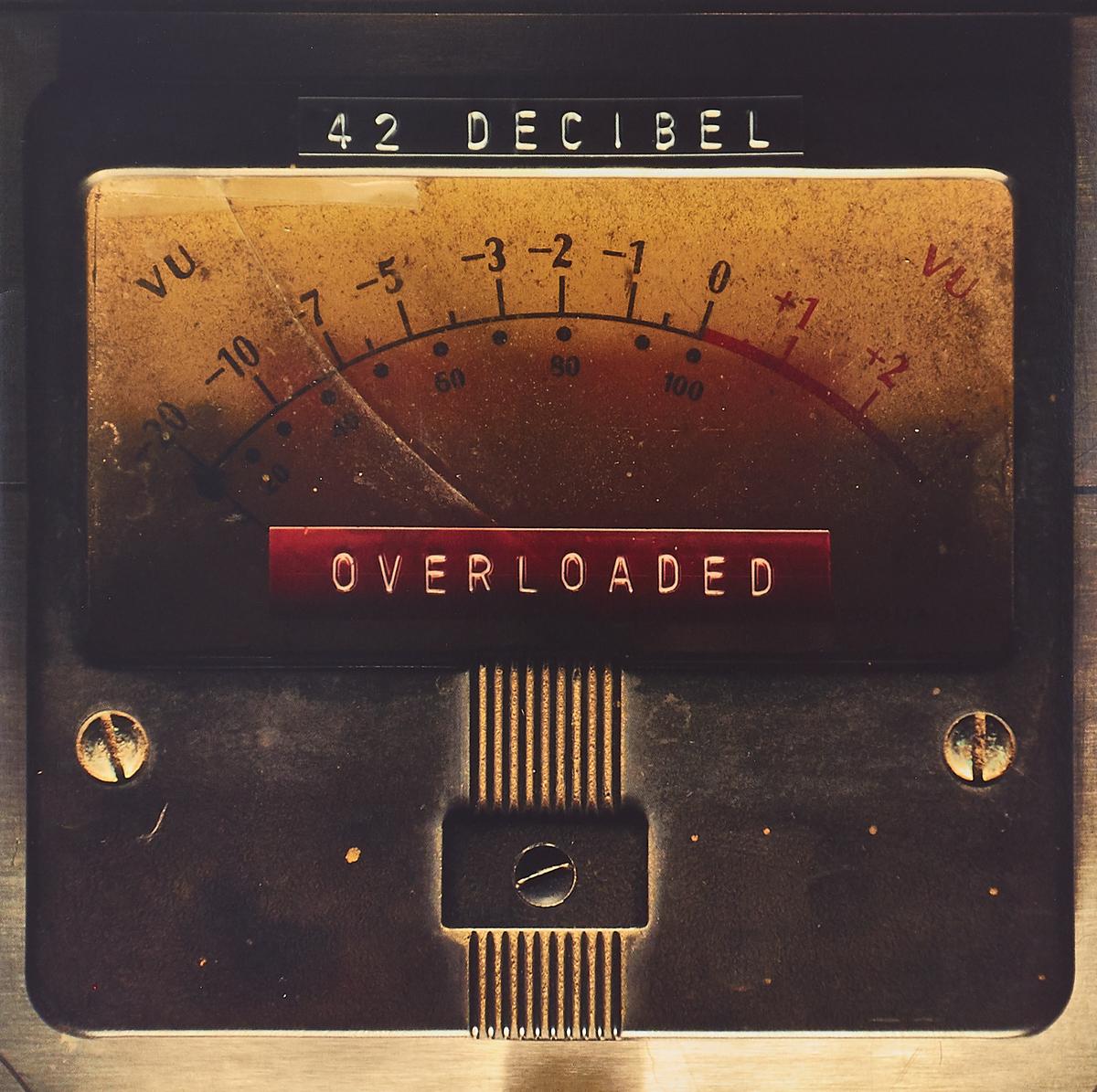 42 Decibel 42 Decibel. Overloaded (LP + CD) mp3 плеер fiio x3 iii black