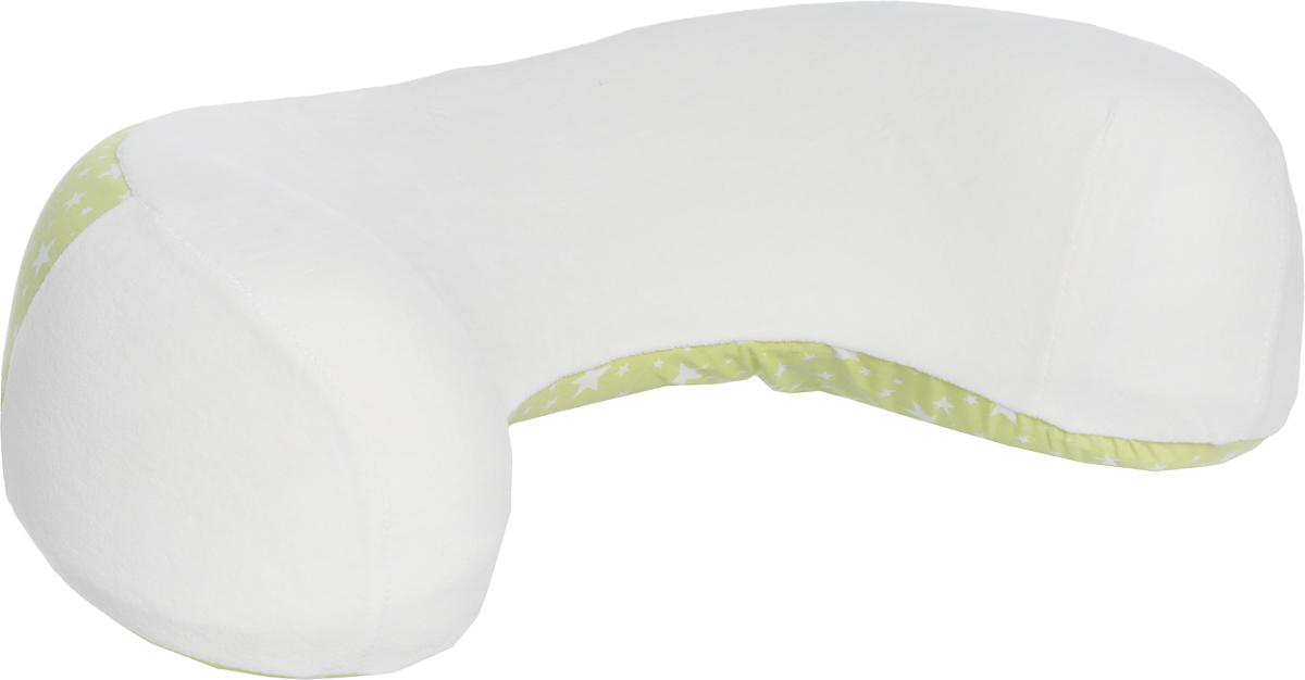 Baby Nice Звездочка Подушка для кормящих и беременных цвет салатовый 60 х 35 см ppyy new tenfon g 3125 0 5mm pen pink