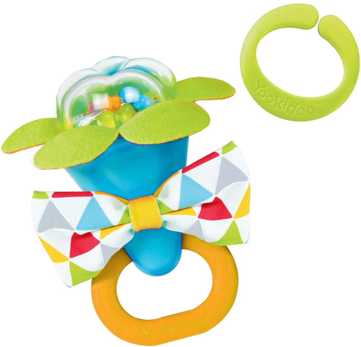 Yookidoo Моя первая погремушка цвет синий global marketing management page 9