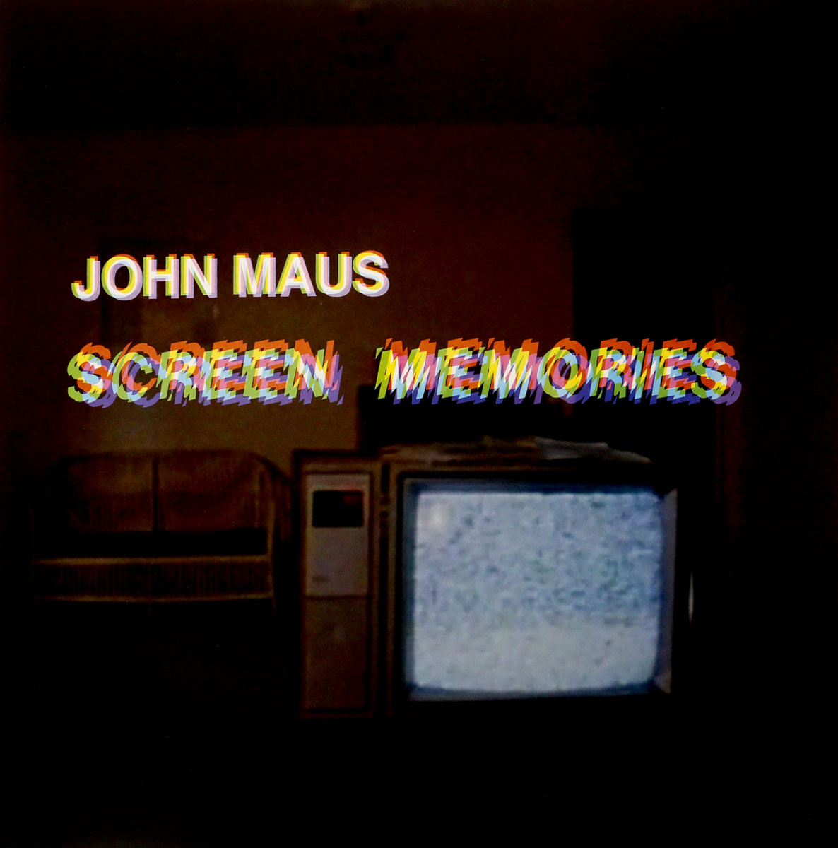 Maus John John Maus. Screen Memories (LP) the complete maus page 2