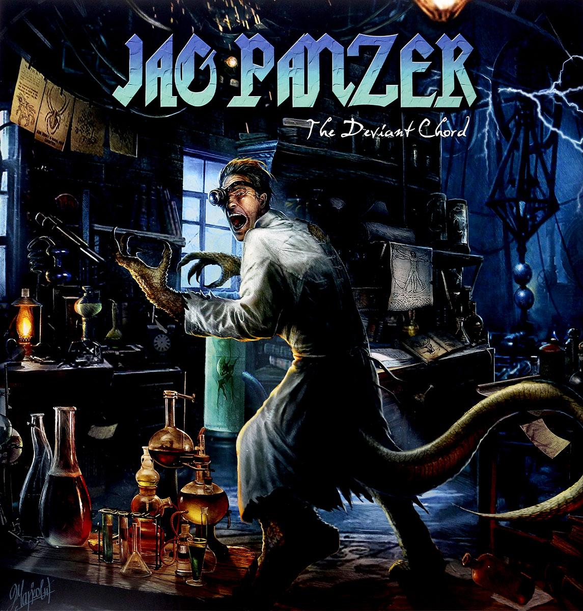 Jag Panzer Jag Panzer The Deviant Chord 2 LP + CD