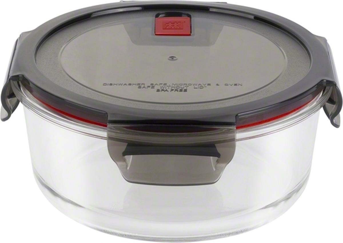 Стеклянный контейнер предназначен для хранения продуктов. Надежный, термостойкий контейнер из боросиликатного стекла. Не содержит BPA. Воздухонепроницаемая и герметичная пластиковая крышка. Прозрачный стеклянный контейнер позволяет легко идентифицировать содержимое.