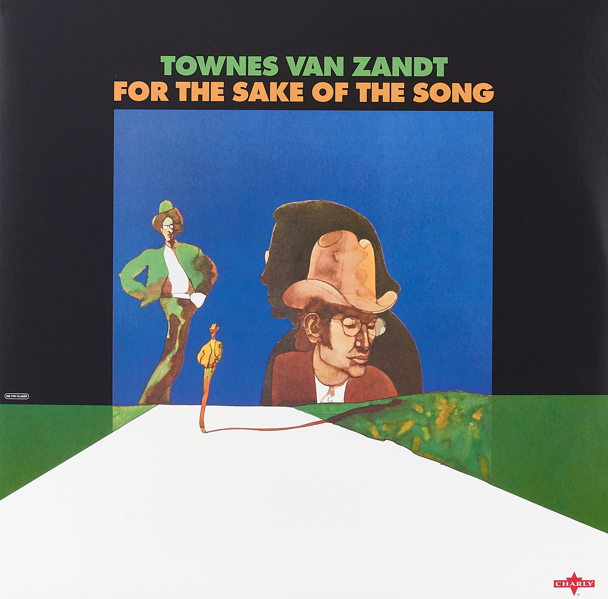 Townes Van Zandt Townes Van Zandt. For The Sake Of The Song (LP) van tzu the matrix of consciousness
