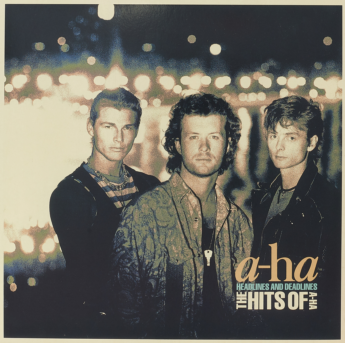 цена на A-Ha A-Ha. Headlines And Deadlines - The Hits Of A-Ha (LP)