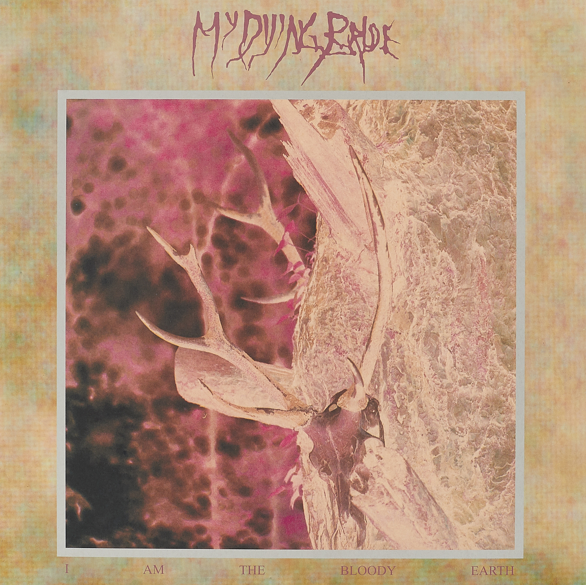 My Dying Bride My Dying Bride. I Am The Bloody Earth (LP) my dying bride my dying bride a map of all our failures 2 lp