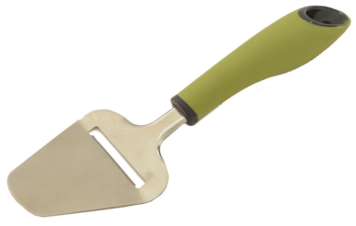 """Нож для нарезки сыра Fissman """"Perfetto"""" не окисляется, не выделяет вредных веществ, а удобная ручка не скользит в руках. Стильный дизайн отлично впишется в ваш интерьер."""