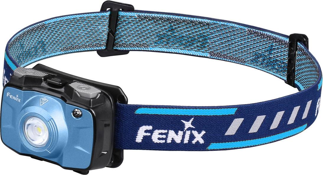 Фонарь налобный Fenix HL30 2018, цвет: синий налобный фонарь fenix hl30 2018 cree xp g3 синий