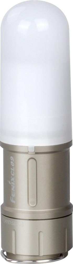 Фонарь кемпинговый Fenix CL09GY, цвет: серый