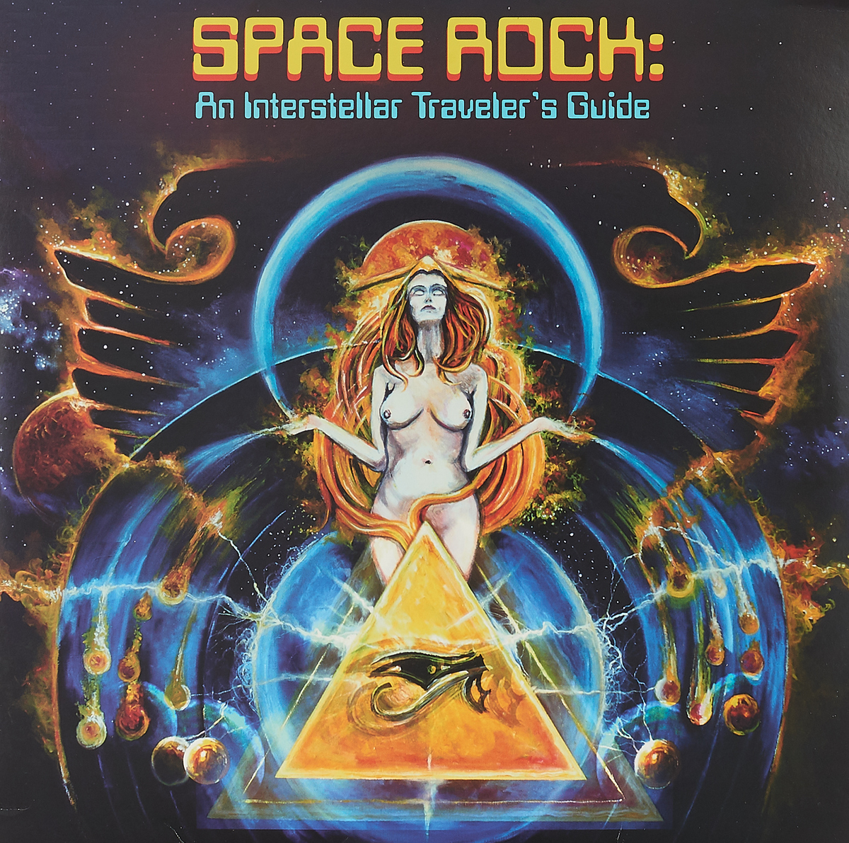 Попол Ву,Ник Тернер,Tangerine Dream Space Rock. An Interstellar Traveler's Guide (3 LP) classic black 20cm open toe sandals super high heel platform pole dance shoes gorgeous punk 8 inch sexy rivet cover heel sandals