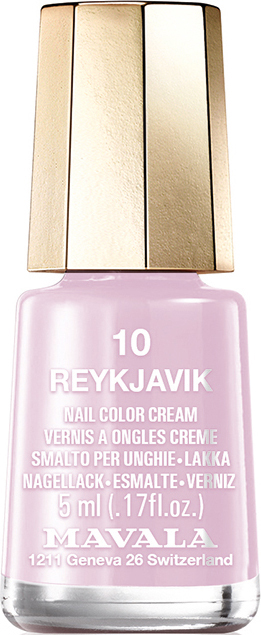 Mavala Лак для ногтей Reykjavik тон 10, 5 мл
