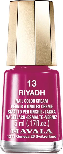 Mavala Лак для ногтей Riyadh тон 13, 5 мл