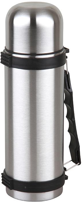 Термос Rosenberg RSS-420028 универсальный термос, который станет незаменимым спутником для тех, кто увлекается туризмом, охотой, рыбалкой или просто любит долгие походы. Основное отличие этой модели термоса от обычных заключается в его прочных металлических стенках, которые прекрасно сохраняют температуру напитков. Подходит для хранения горячих или холодных напитков. Сохраняет напиток теплым или холодным в течение 24 часов. Удобный, вместительный и практичный.Данная модель обладает рядом преимуществ, которые вы сможете оценить по достоинству. Корпус термоса и внутренняя колба выполнены из качественной нержавеющей стали. Этот материал легко выдерживает удары и падения, поэтому такой термос не только очень практичен, но и долговечен. Его можно брать с собой на работу, на отдых или в поход, на тренировку или рыбалку! Внутренняя колба не влияет на качество и вкус хранящихся продуктов, легко моется, не впитывает запахи. Крышку можно использовать в качестве чашки. Удобная пластиковая ручка для комфортной транспортировки.