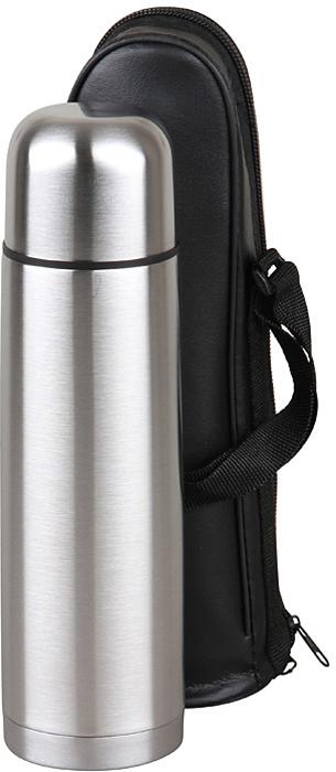 Термос Rosenberg RSS-420032 универсальный термос, который станет незаменимым спутником для тех, кто увлекается туризмом, охотой, рыбалкой или просто любит долгие походы. Основное отличие этой модели термоса от обычных заключается в его прочных металлических стенках, которые прекрасно сохраняют температуру напитков. Подходит для хранения горячих или холодных напитков. Сохраняет напиток теплым или холодным в течение 24 часов. Удобный, вместительный и практичный.Данная модель обладает рядом преимуществ, которые вы сможете оценить по достоинству. Корпус термоса и внутренняя колба выполнены из качественной нержавеющей стали. Этот материал легко выдерживает удары и падения, поэтому такой термос не только очень практичен, но и долговечен. Его можно брать с собой на работу, на отдых или в поход, на тренировку или рыбалку! Внутренняя колба не влияет на качество и вкус хранящихся продуктов, легко моется, не впитывает запахи. Крышку можно использовать в качестве чашки. Удобная пластиковая ручка для комфортной транспортировки.