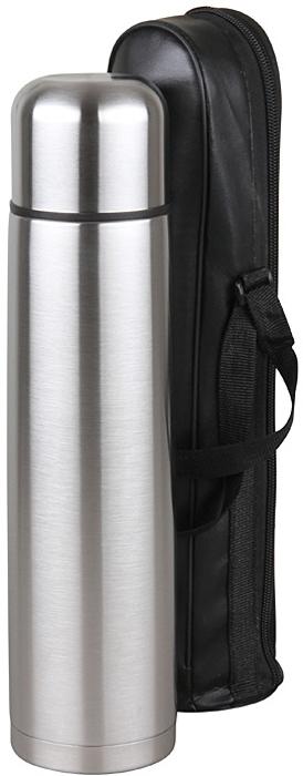 Термос Rosenberg RSS-420032 универсальный термос, который станет незаменимым спутником для тех, кто увлекается туризмом, охотой, рыбалкой или просто любит долгие походы. Основное отличие этой модели термоса от обычных заключается в его прочных металлических стенках, которые прекрасно сохраняют температуру напитков. Подходит для хранения горячих или холодных напитков. Сохраняет напиток теплым или холодным в течение 24 часов. Удобный, вместительный и практичный Данная модель обладает рядом преимуществ, которые вы сможете оценить по достоинству. Корпус термоса и внутренняя колба выполнены из качественной нержавеющей стали. Этот материал легко выдерживает удары и падения, поэтому такой термос не только очень практичен, но и долговечен. Его можно брать с собой на работу, на отдых или в поход, на тренировку или рыбалку! Внутренняя колба не влияет на качество и вкус хранящихся продуктов, легко моется, не впитывает запахи. Крышку можно использовать в качестве чашки. Удобная пластиковая ручка для комфортной транспортировки.