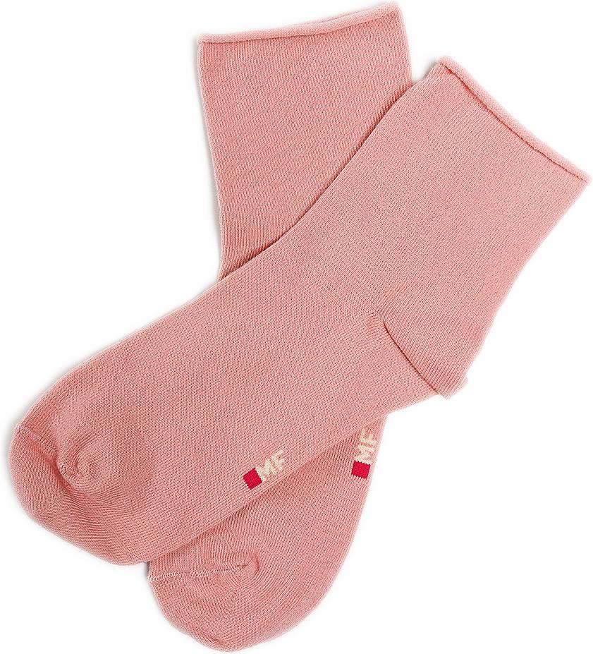 Носки женские Mark Formelle, цвет: пудровый. 205K-183_6205K. Размер 23 (36/37)