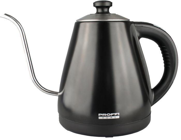 Proffi PH8856 Goose, Black чайник-кофейник ями yami рука красные облака стеклянный кофейник кофе горшок 600cc ym5096
