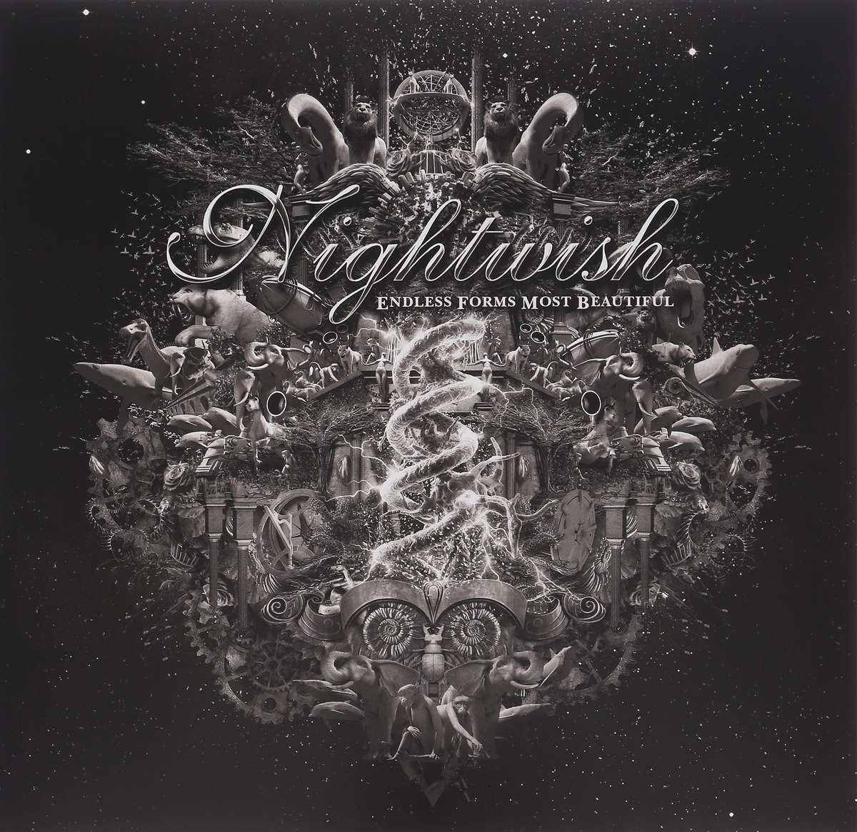 Nightwish Nightwish. Endless Forms Most Beautiful (2 LP) nightwish manchester