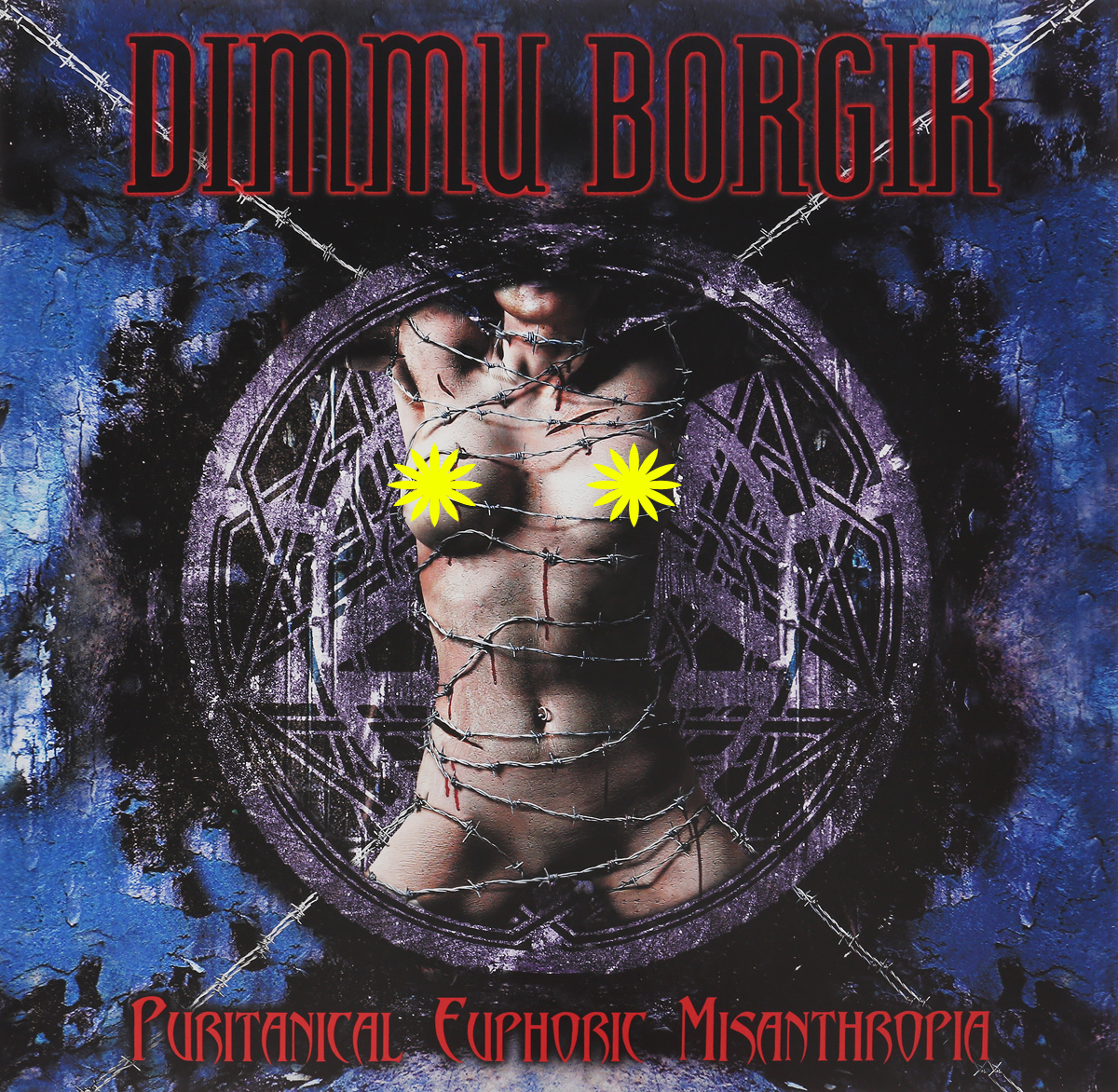 Dimmu Borgir Dimmu Borgir. For All Tid (2 LP) lacywear s 4 tid