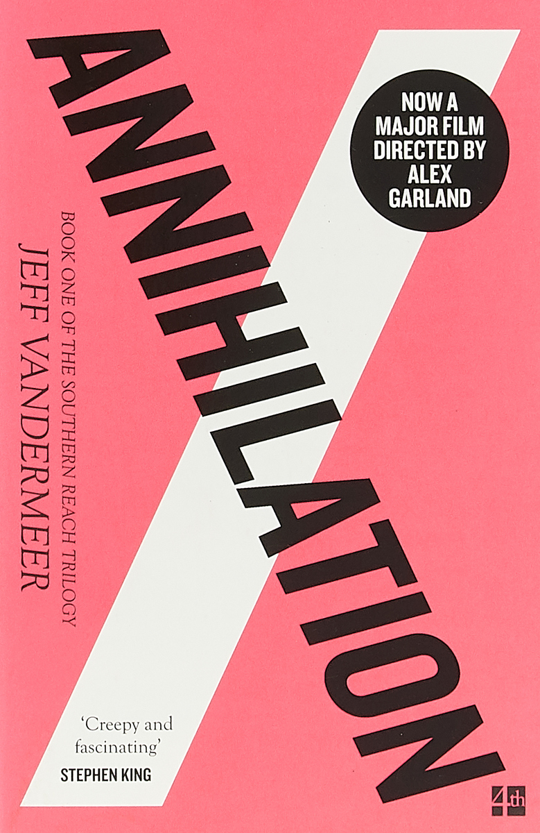 Annihilation: The Southern Reach Trilogy цена 2017