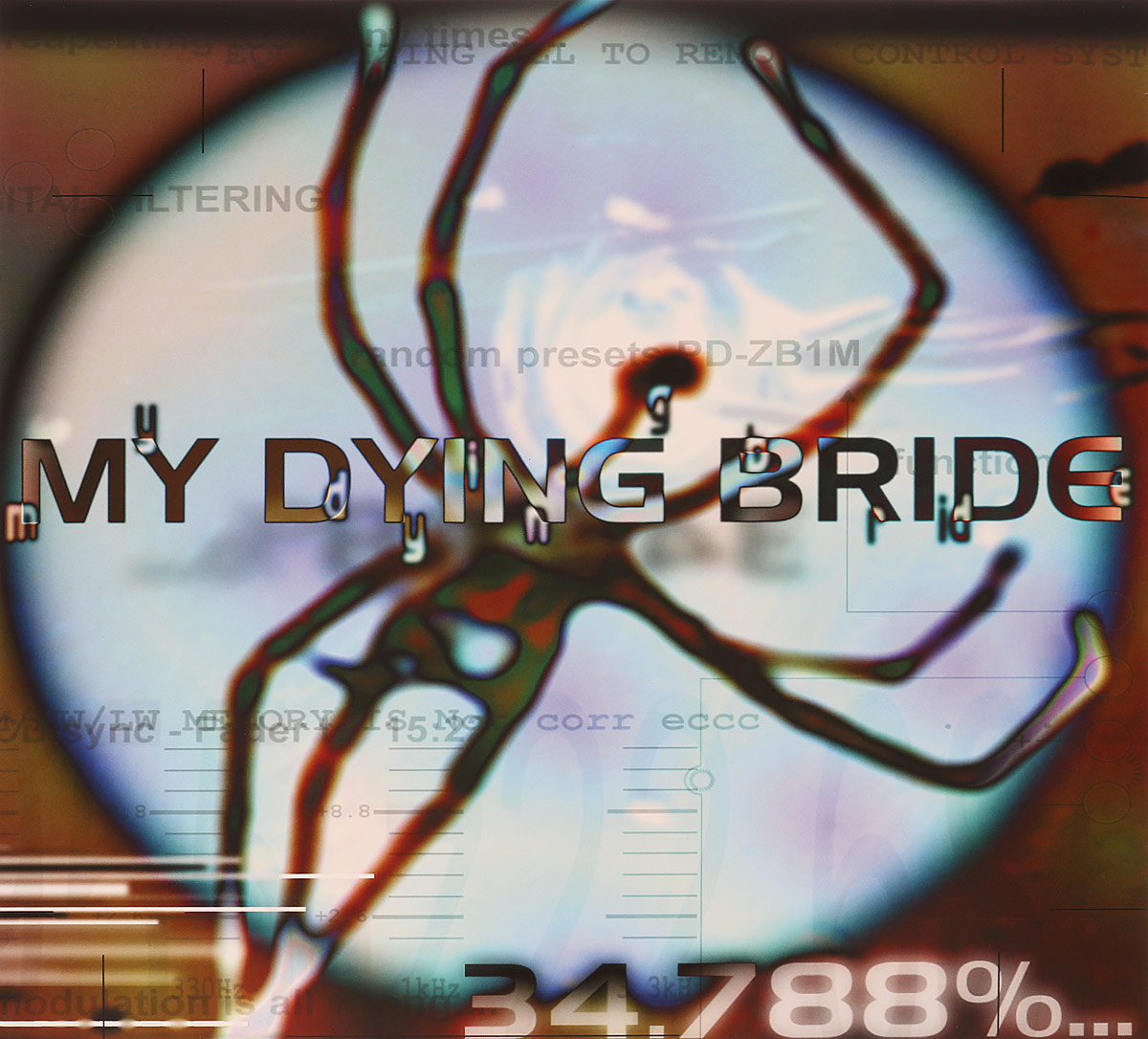 My Dying Bride My Dying Bride. 34.788% Complete (2 LP) my dying bride my dying bride a map of all our failures 2 lp