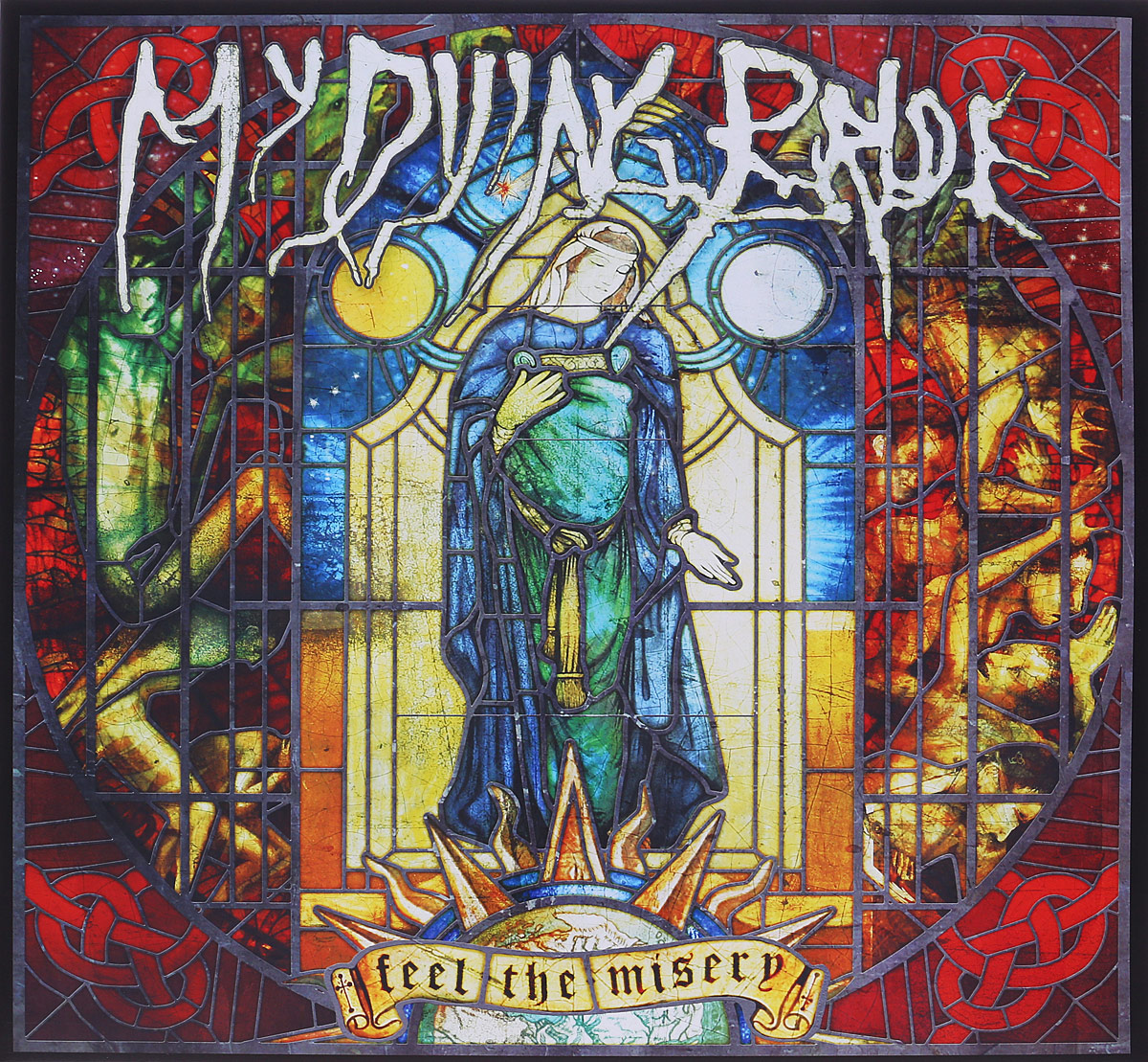 My Dying Bride My Dying Bride. Feel The Misery (2 LP) nad sylvan nad sylvan the bride said no 2 lp