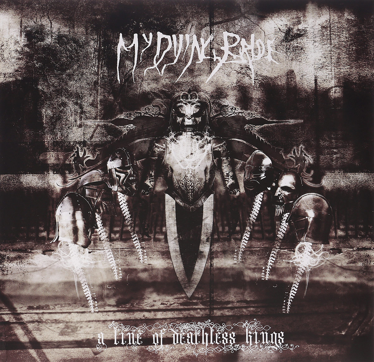 My Dying Bride My Dying Bride. A Line Of Deathless Kings (2 LP) худи print bar dying light