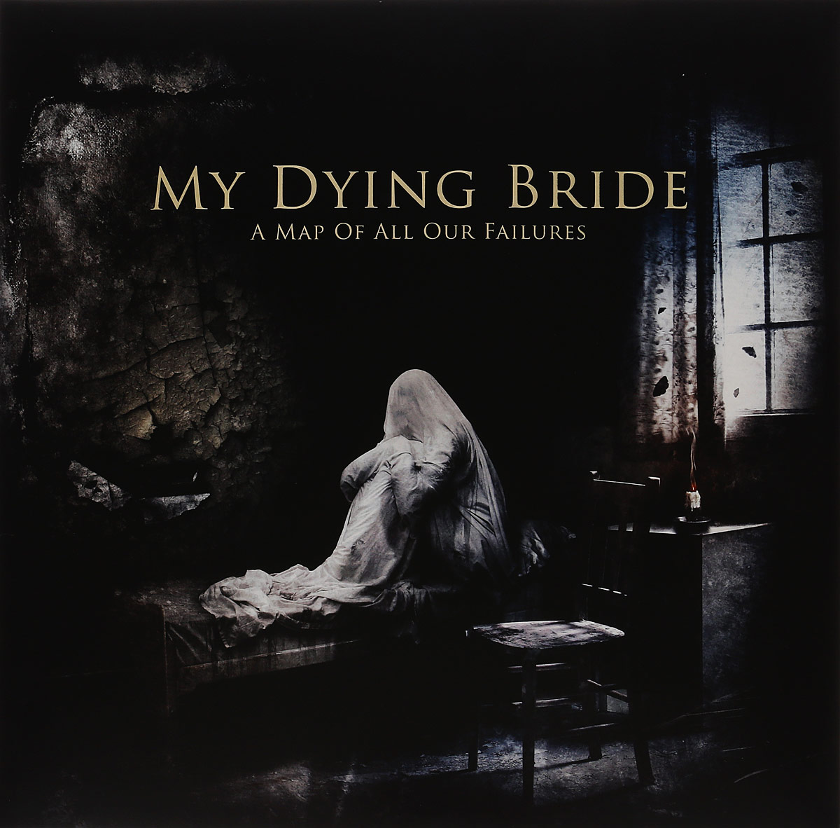 My Dying Bride My Dying Bride. A Map Of All Our Failures (2 LP) my dying bride my dying bride a map of all our failures 2 lp