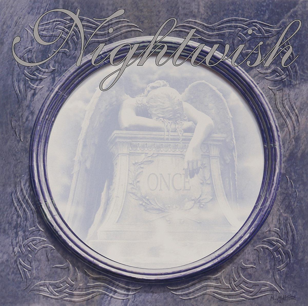 Nightwish Nightwish. Once (2 LP) nightwish nightwish decades best of 1996 2015 3 lp