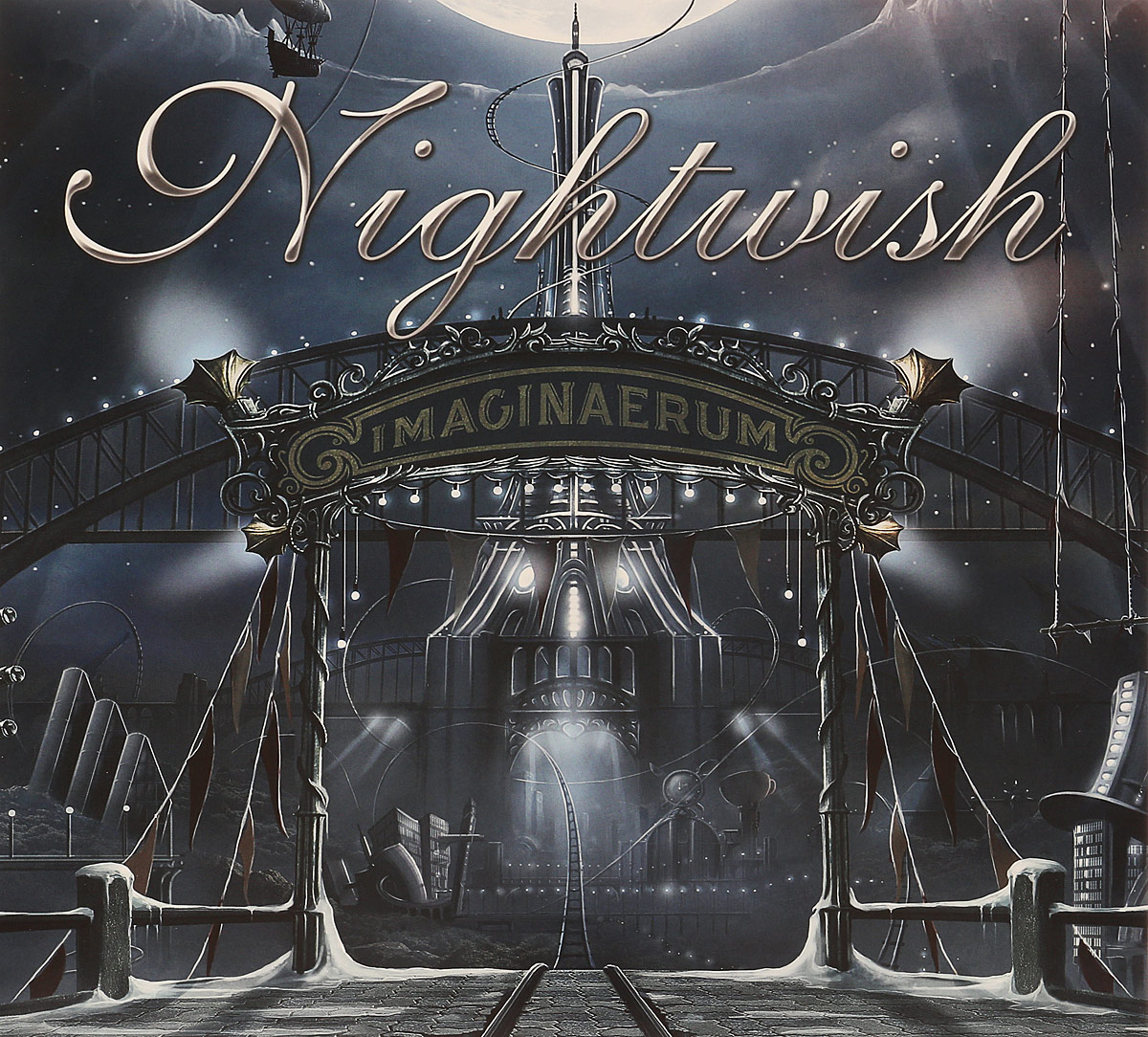 Nightwish Nightwish. Imaginaerum (2 LP) nightwish manchester