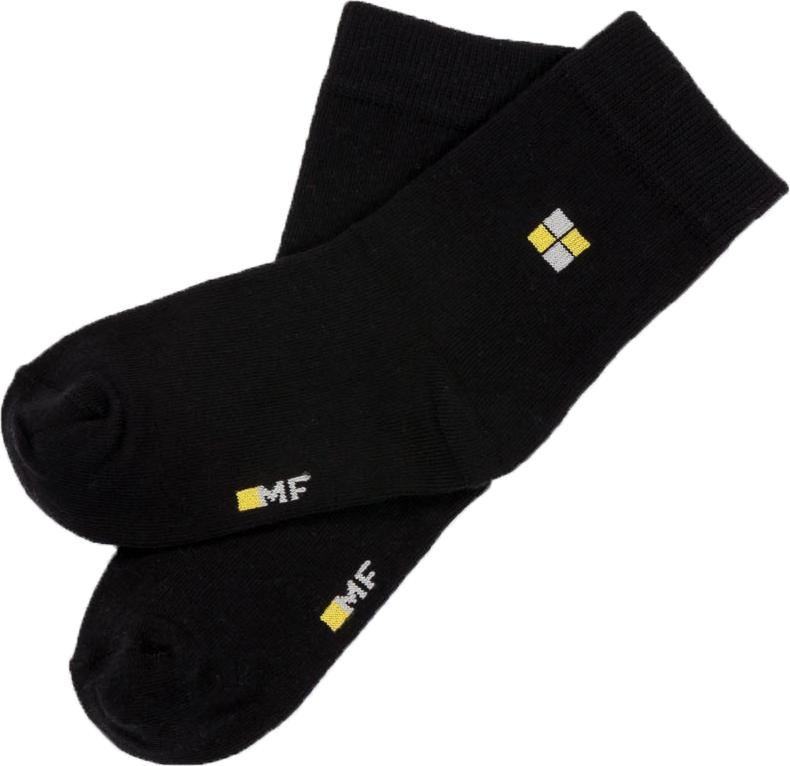 Носки детские Mark Formelle, цвет: черный. 400K-262_B3-8400K. Размер 18 (28/30)