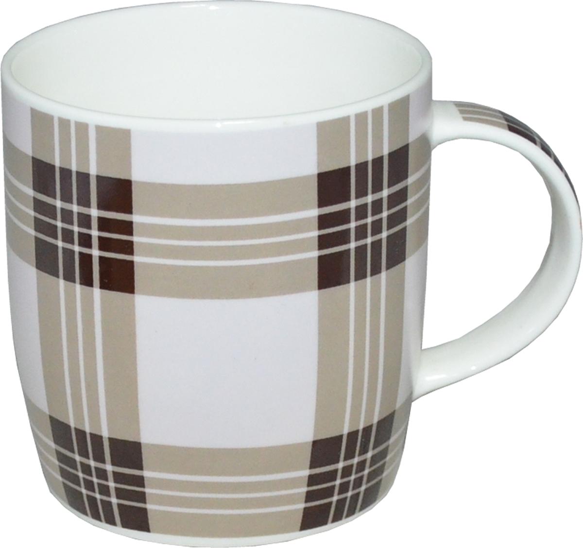 Кружка Rainbow Шотландка, 350 мл. TLND1-39 кружка 350мл фаянс коричневый