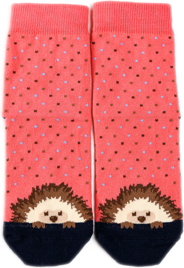 Носки детские Mark Formelle, цвет: коралловый. 400K-467_B2-8400K. Размер 14 (22/24)