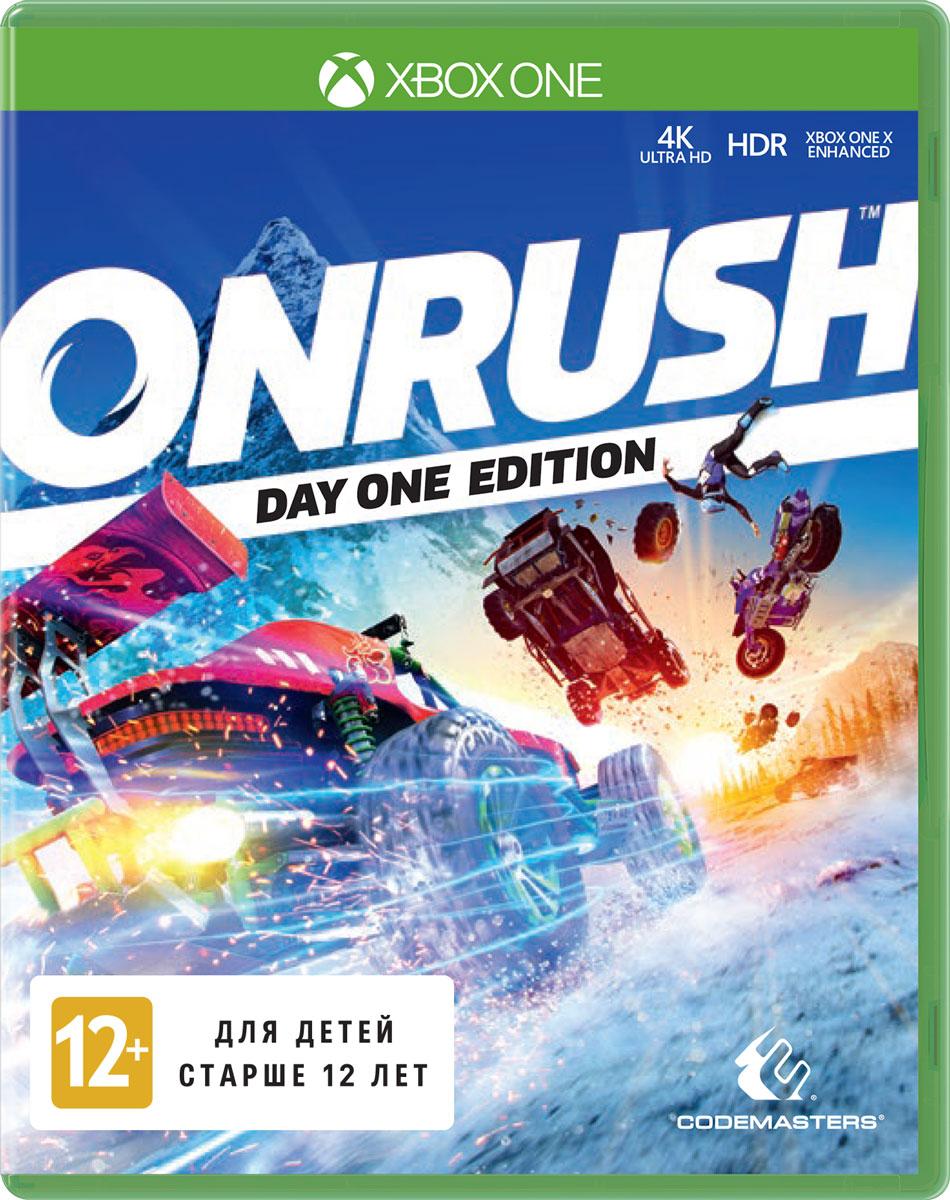 Zakazat.ru Onrush. Издание первого дня (Xbox One)