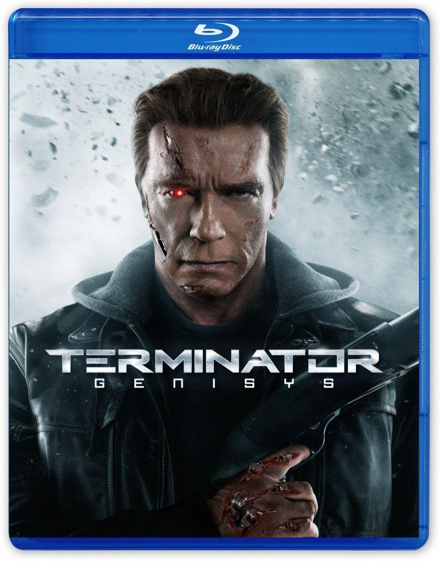 Терминатор:  Генезис 3D и 2D:  Коллекционное издание (3 Blu-ray) Paramount