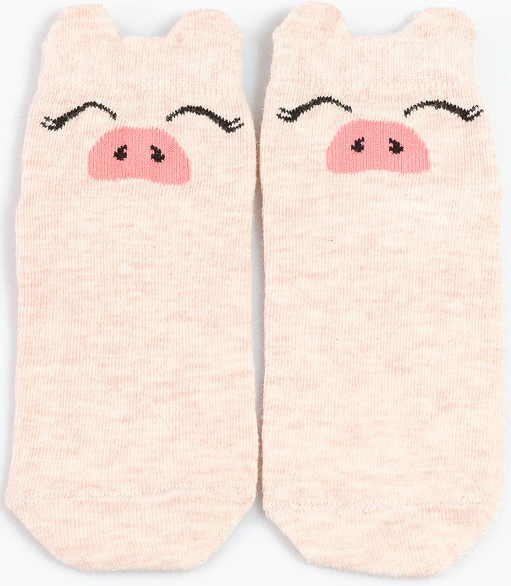 Носки детские Mark Formelle, цвет: розовый меланж. 405K-593_B3-8405K. Размер 16 (25/27)