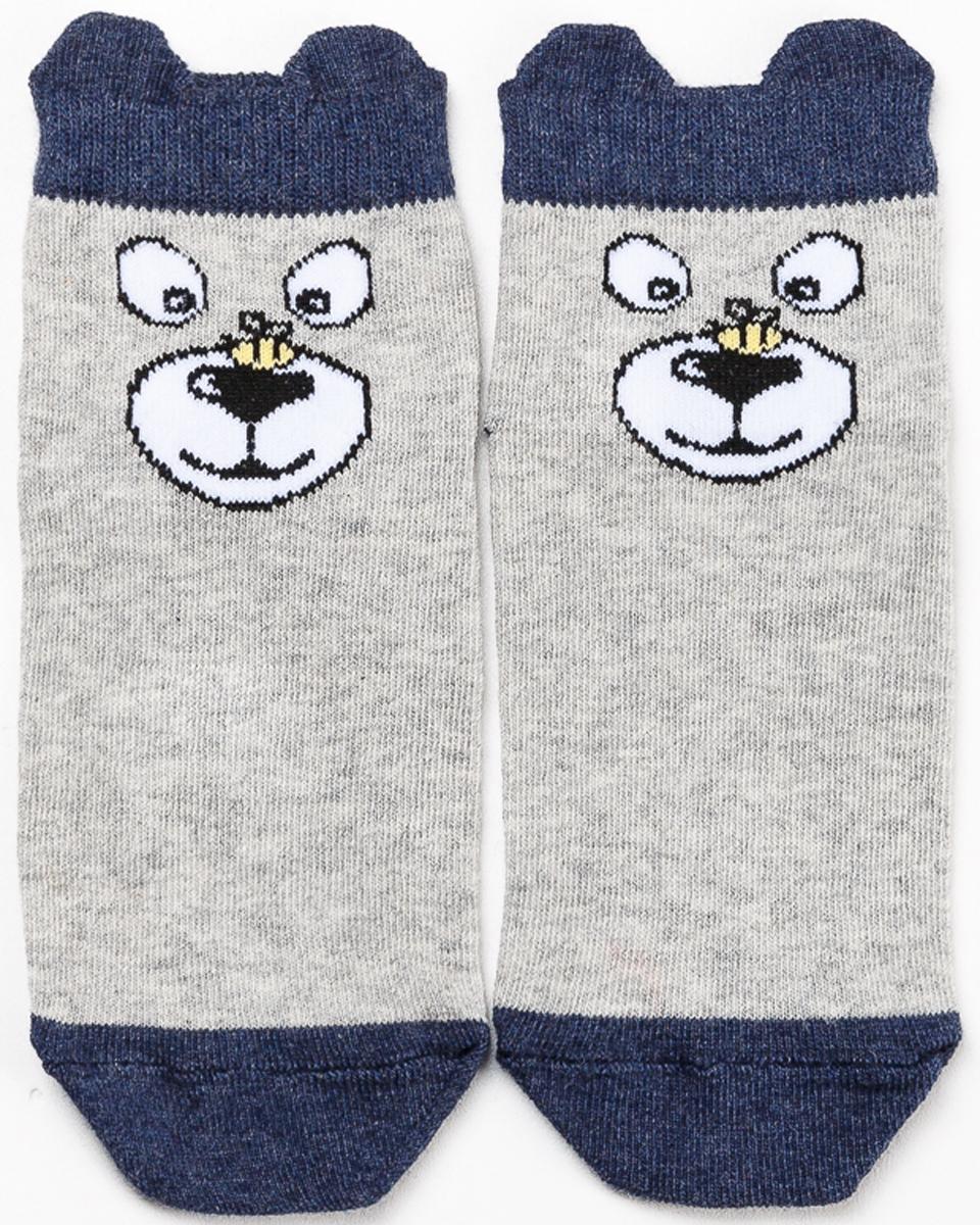 Носки детские Mark Formelle, цвет: джинсовый меланж. 405K-629_B3-8405K. Размер 16 (25/27)