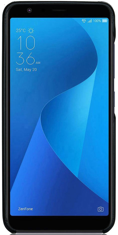 G-Case Slim Premium чехол для ASUS ZenFone Max Plus (M1) ZB570TL, Black сотовый телефон asus zenfone 4 max plus m1 zb570tl 32gb black