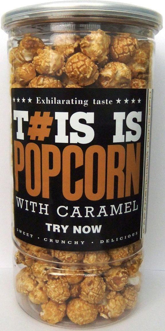 Phis is Popcorn шоколадный попкорн, 150 г