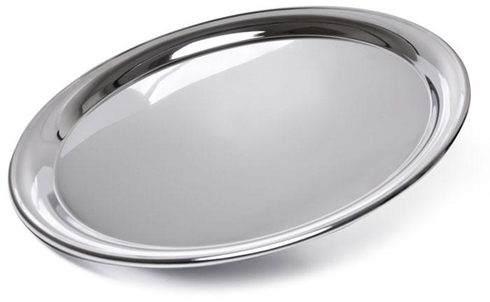 Поднос Fissman, диаметр 35 см. 9423 корзина для жарки во фритюре и бланширования fissman диаметр 23 см