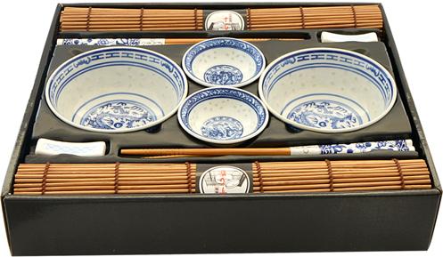 """Набор для суши """"Fissman"""" сделает принятие пищи более изысканным и неповторимым."""