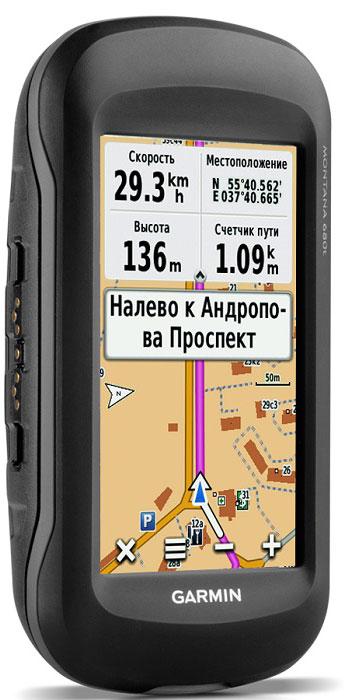 Zakazat.ru Навигационный приемник Garmin Montana 680t