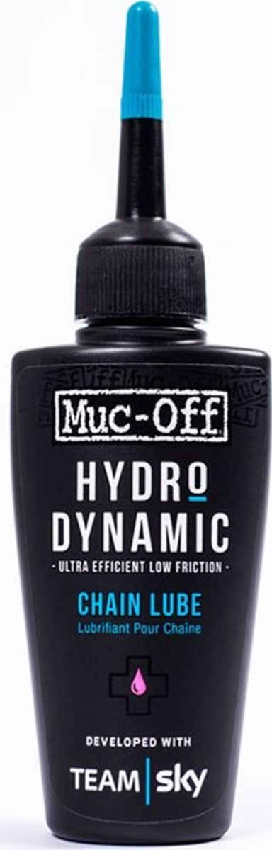 Смазка для цепи Muc-Off Hydrodynamic Team Sky Lube, 50 мл