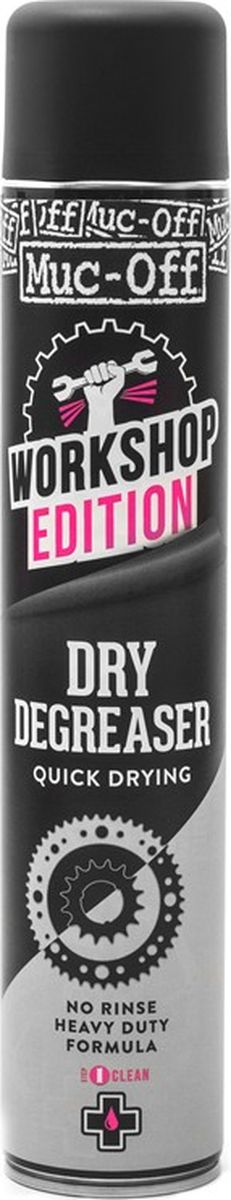 Обезжириватель Muc-Off Quick Drying Degreaser, 750 мл