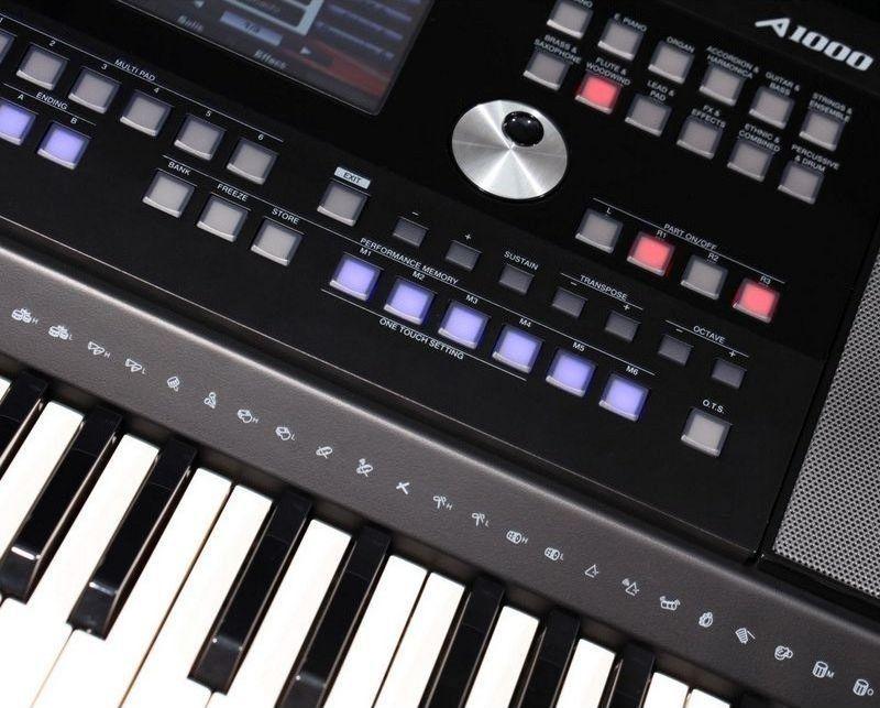 Medeli A1000, Blackцифровой синтезатор Medeli
