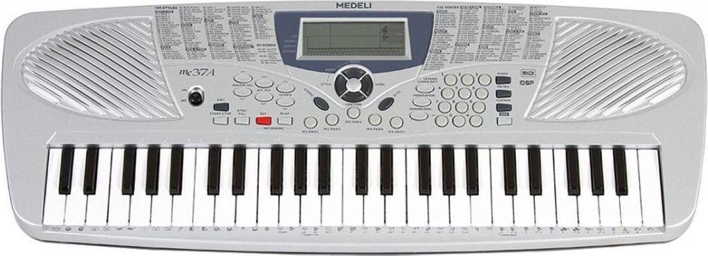 Medeli MС37А, Gray цифровой синтезатор леггинсы liu jo liu jo li003ewuxj24