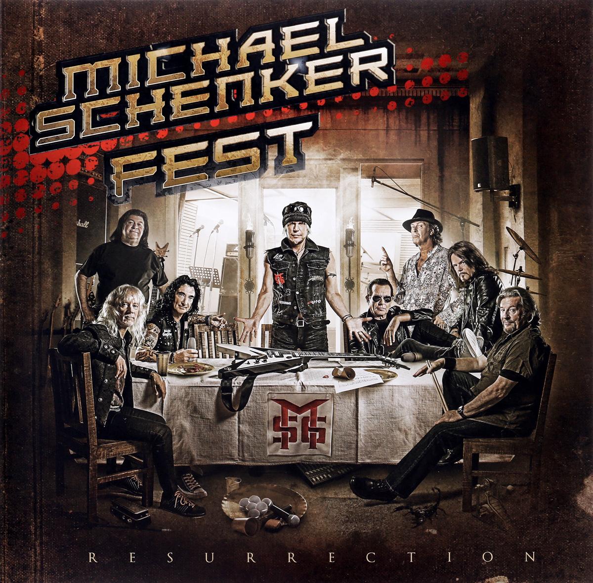 Michael Schenker Fest Michael Schenker Fest. Resurrection (2 LP) anastacia anastacia resurrection