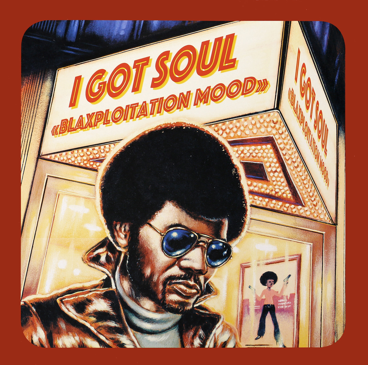 Undisputed Truth I Got Soul. Blaxploitation Mood (LP) soul i d