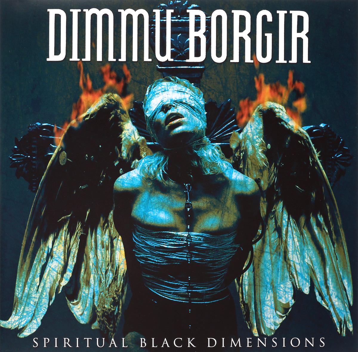 Dimmu Borgir Dimmu Borgir. Spiritual Black Dimensions (LP) 8901 dms dimensions dimensions