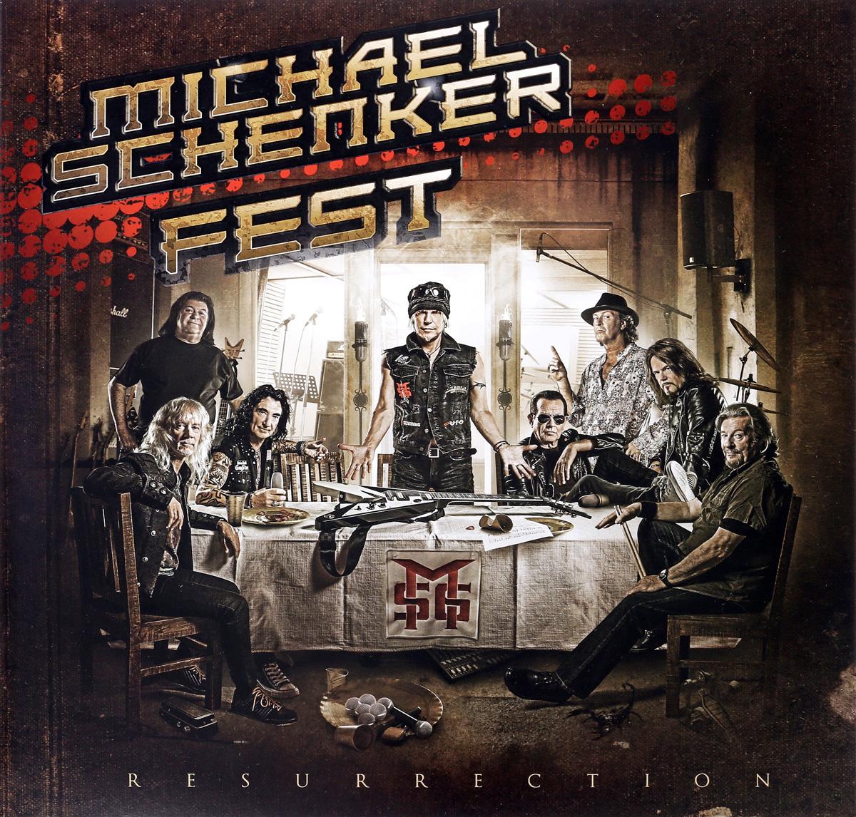 Michael Schenker Fest Michael Schenker Fest. Resurrection (2 LP) каталог fest
